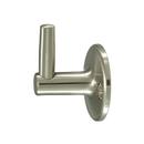 Kingston Brass K171A8 Pin Wall Bracket, Satin Nickel