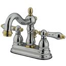 Kingston Brass KB1604AL Two Handle 4