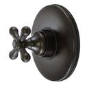 Kingston Brass KB3005AX Wall Volume Control Valve, Oil Rubbed Bronze