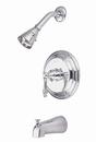 Kingston Brass KB3631ALT Trim Only for Single Handle Tub & Shower Faucet, Chrome