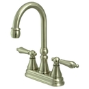 Kingston Brass KS2498AL Two Handle 4