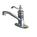 Kingston Brass KS3401TL Single Handle 4