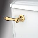 Kingston Brass KTAL2 Toilet Tank Lever, Polished Brass