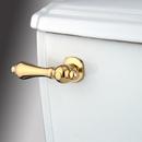 Kingston Brass KTAL32 Toilet Tank Lever, Polish Brass