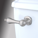 Kingston Brass KTAL8 Toilet Tank Lever, Satin Nickel
