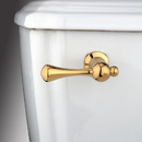 Kingston Brass KTBL2 Toilet Tank Lever, Polished Brass