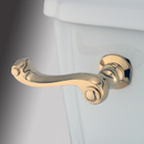 Kingston Brass KTFL52 Toilet Tank Lever, Polish Brass
