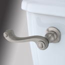 Kingston Brass KTFL58 Toilet Tank Lever, Satin Nickel