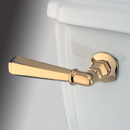 Kingston Brass KTHL2 Toilet Tank Lever, Polished Brass