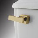Kingston Brass KTQLL2 Toilet Tank Lever, Polish Brass