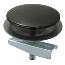 Kingston Brass SC1000 Black Nickel Plated Faucet Hole Cover, Black Nickel