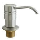 Kingston Brass SD2618 Decorative Soap Dispenser, Satin Nickel