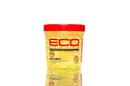 Ecoco I114MA Moroccan Argan Oil Styling Gel - Champagne 16oz