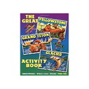 NATIONAL BOOK NETWRK Yelwstone Teton Glacr Activity, 100364