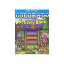 NATIONAL BOOK NETWRK Colorado Activity Book, 100365