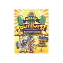 NATIONAL BOOK NETWRK Southwest Activity Book, 100366