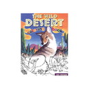 NATIONAL BOOK NETWRK Wild Desert Coloring Book, 100367