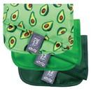 Chicobag ST3CAV Snack Time Poly - Avocado