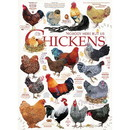 Cobble Hill Chicken Quotes Puzzle, 103561