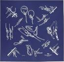 THE PRINTED IMAGE 310 Knots Bandana