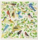 THE PRINTED IMAGE 104117 Songbirds Bandana