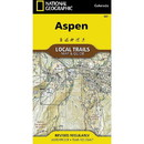 National Geographic Aspen Local Trails #601, 104248