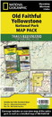 Old Failthful Yellowstone National Park Map Pack