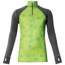 Performance Boy Zip Top Lime M