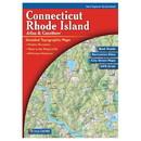 Connecticut & Rhode Island Atlas & Gazetteer