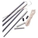Tent Pole Replacment Kit 7/16
