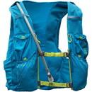 NATHAN NS40240-60017-S Pinnacle 12L Vest Blue/Lime Sm
