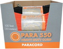 Ust Paracord 550 Ast 100' 9Pdq, assorted
