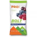Bolt Organic Chews Berry Blast