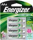 Energizer Nimh Aa 4Pk