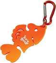Keygear 373244 Cord Fish, Orange