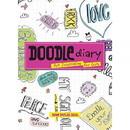 Gibbs Smith Doodle Diary For Girls, 434873