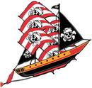 Windnsun 516239 Supersize 3D - Pirate Ship
