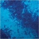 Bandana Tie Dye Blue W/Upc/Tag