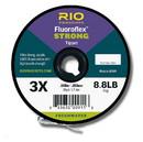 Rio Brands 6-22438 Flfx Strong Tippet 30Yd 3X