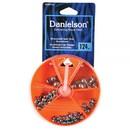 Danielson RSSD124 Sinker Select Split Shot
