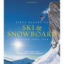 Abrams Books 50 Places To Ski Before U Die, 570989