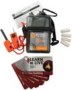 ULTIMATE SURVIVAL 602886 Learn & Live - Fire Starting Kit