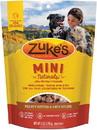 Zukes 33052 Mini Naturals- Pb & Oats 6 Oz