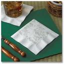 Hoffmaster Beverage Napkin, 2 ply, 1/4 fold