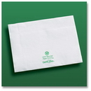 Hoffmaster 125300 358-W Earth Wise Dispenser Napkin, Overall Embossed, 2 ply, recycled