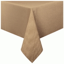 Hoffmaster 210445 Airlaid Linen-Like Natural Folded Tablecovers, 50