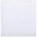 Hoffmaster 257006 Printed Bello Lino Dinner Napkins, 15-1/2