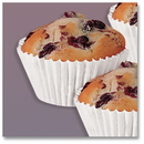Hoffmaster Fluted Bake Cup