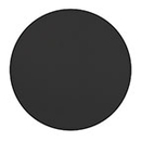 Hoffmaster 308PH Black 2-sided Coaster