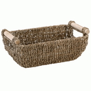 Hoffmaster BSK3000 Seagrass Basket with Handles